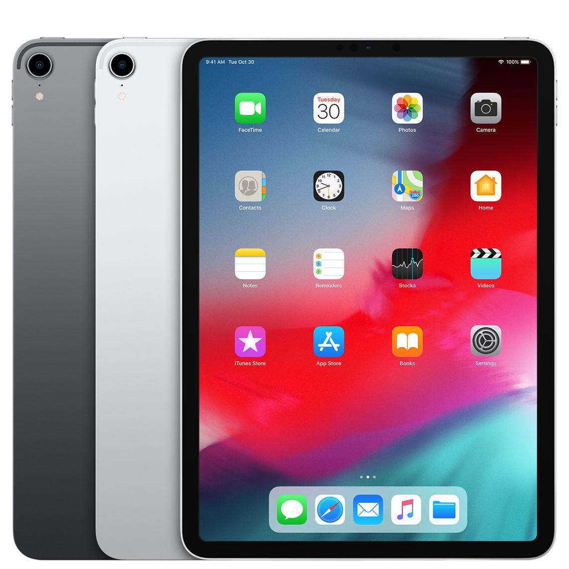 Refurbished 11-inch iPad Pro Wi-Fi 64GB - Silver - Apple