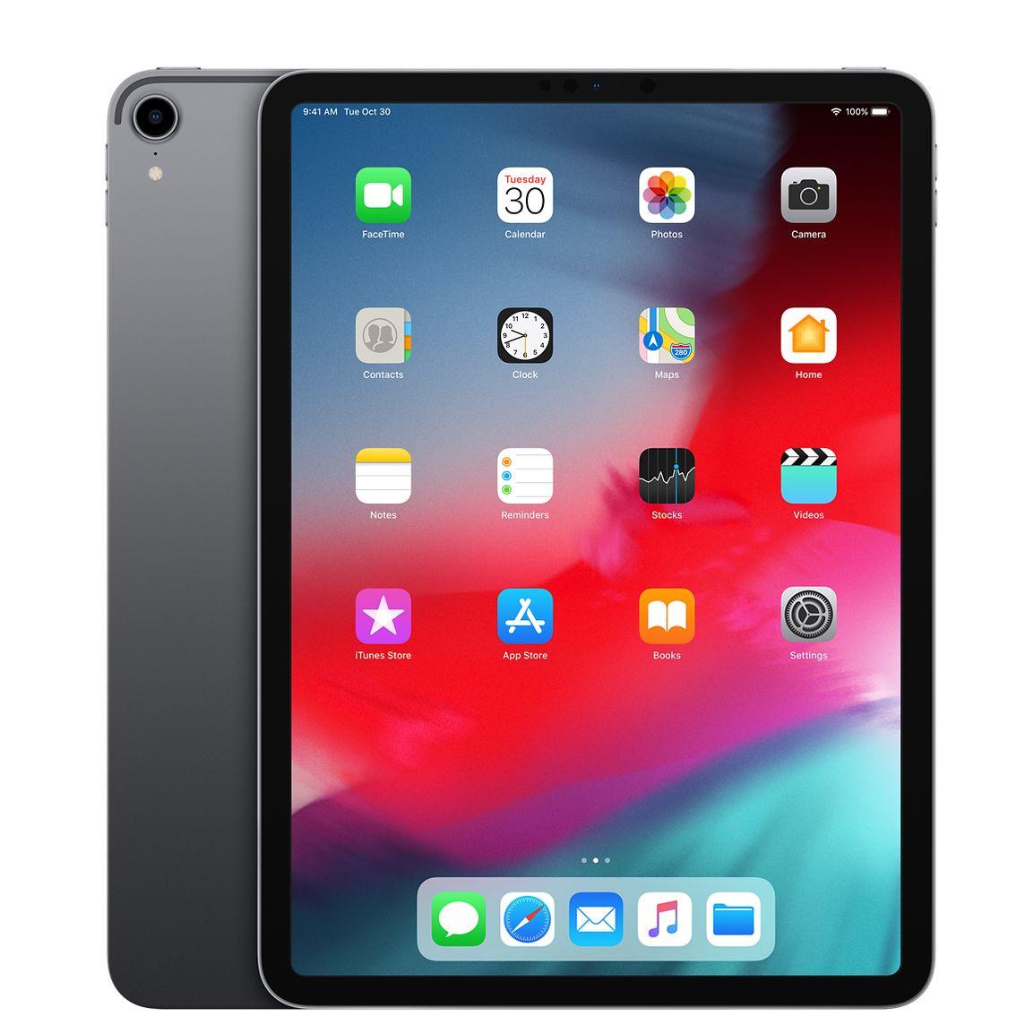 Refurbished 11-inch iPad Pro Wi‑Fi 64GB - Space Gray - Apple