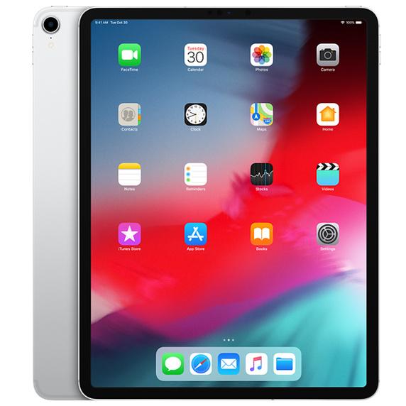 Refurbished 12.9-inch iPad Pro Wi-Fi + Cellular 1TB - Silver (3rd Generation)