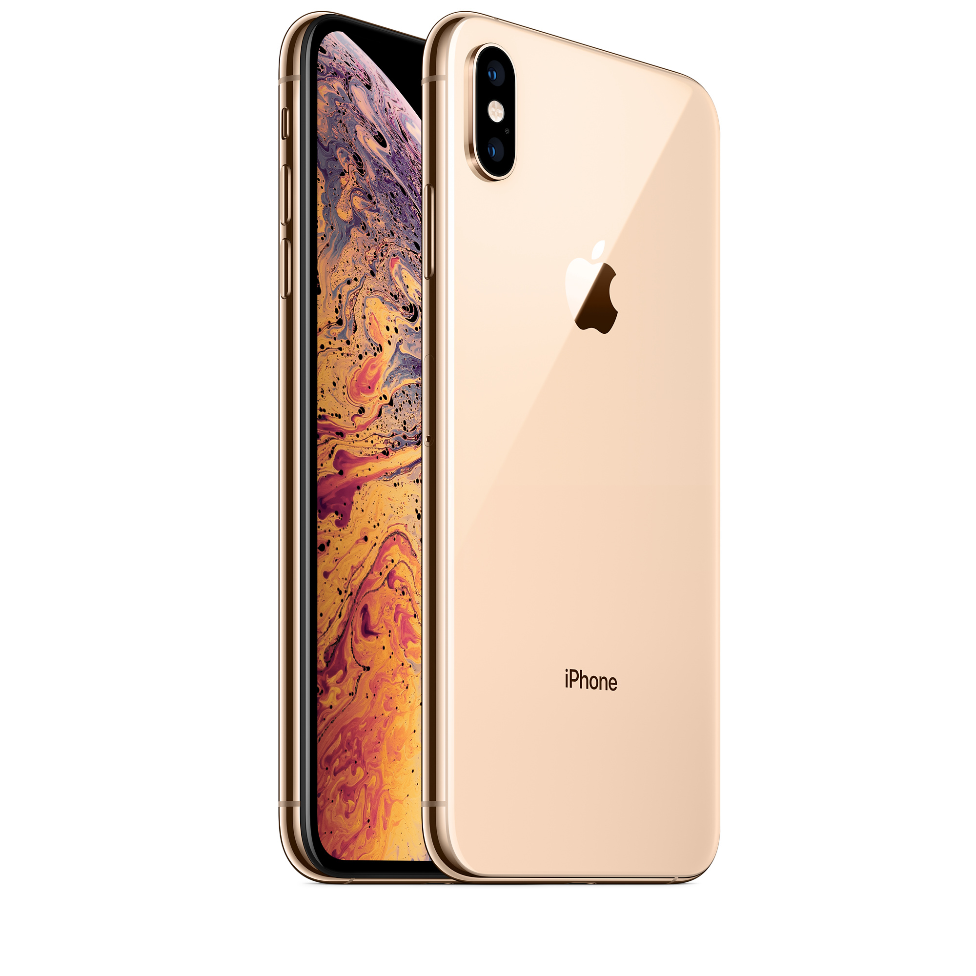 Refurbished Iphone Xs Max 256gb Gold Unlocked Apple