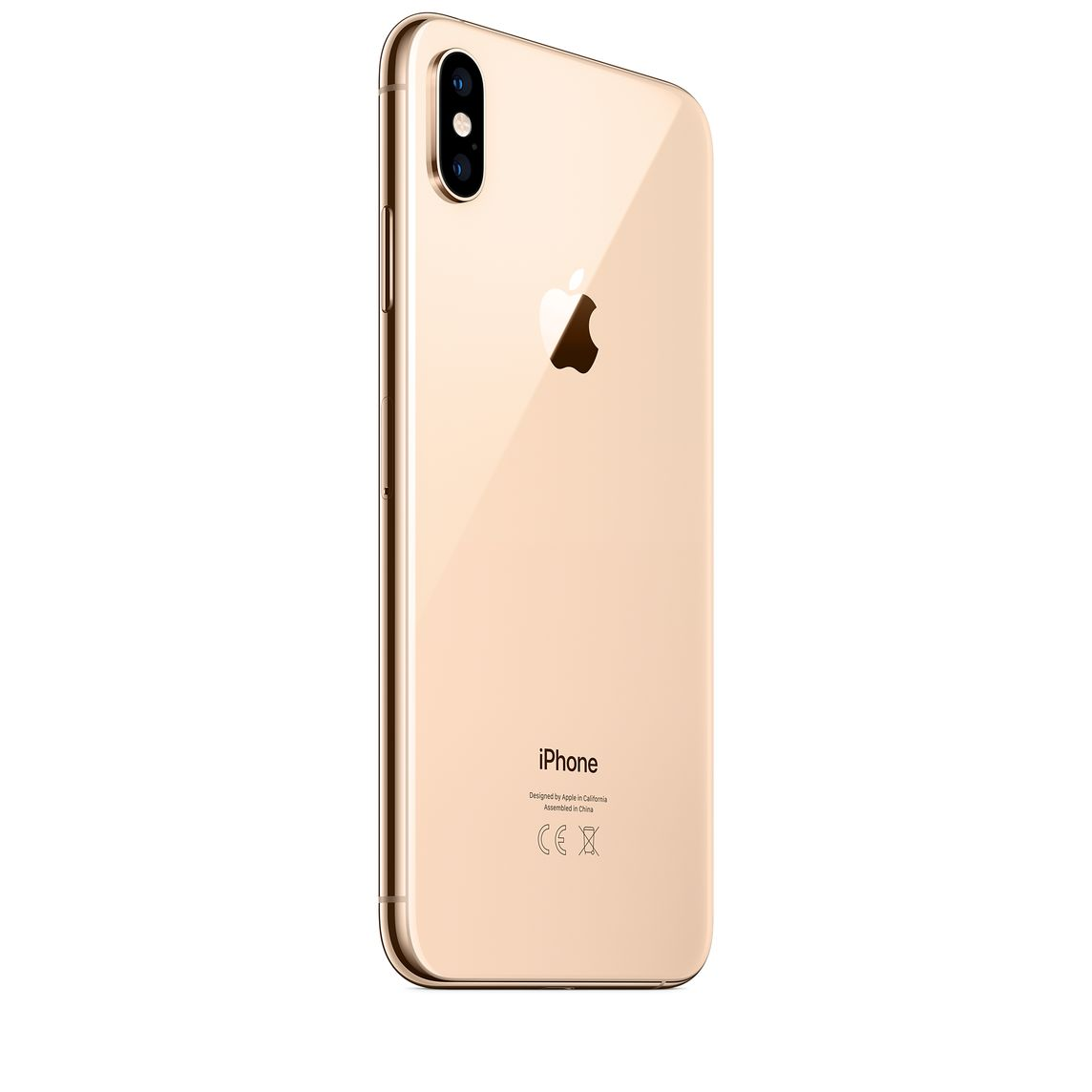 Refurbished iPhone XS Max 512GB - Gold (Unlocked) - Apple