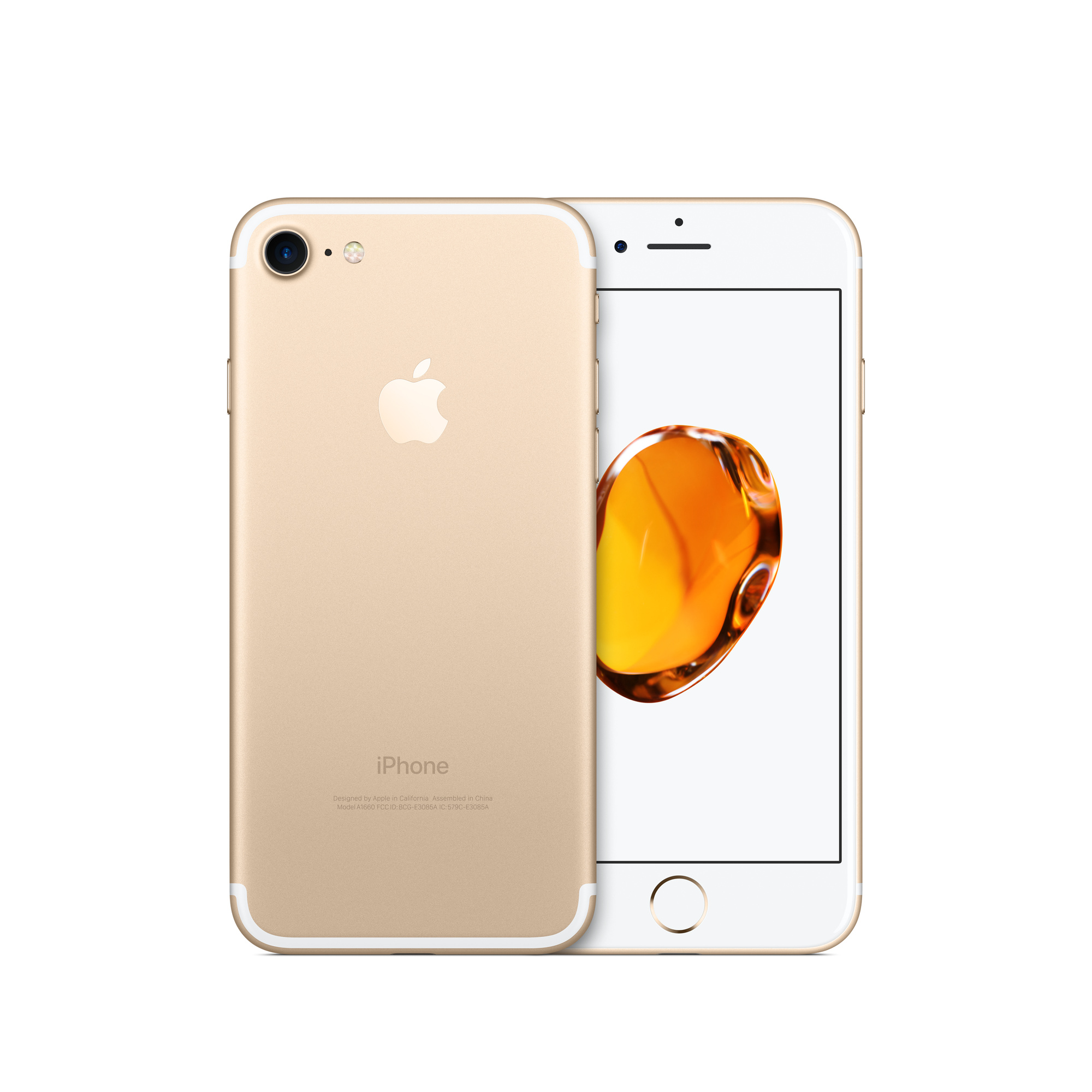 Refurbished iPhone 7 128GB - Gold (Unlocked)