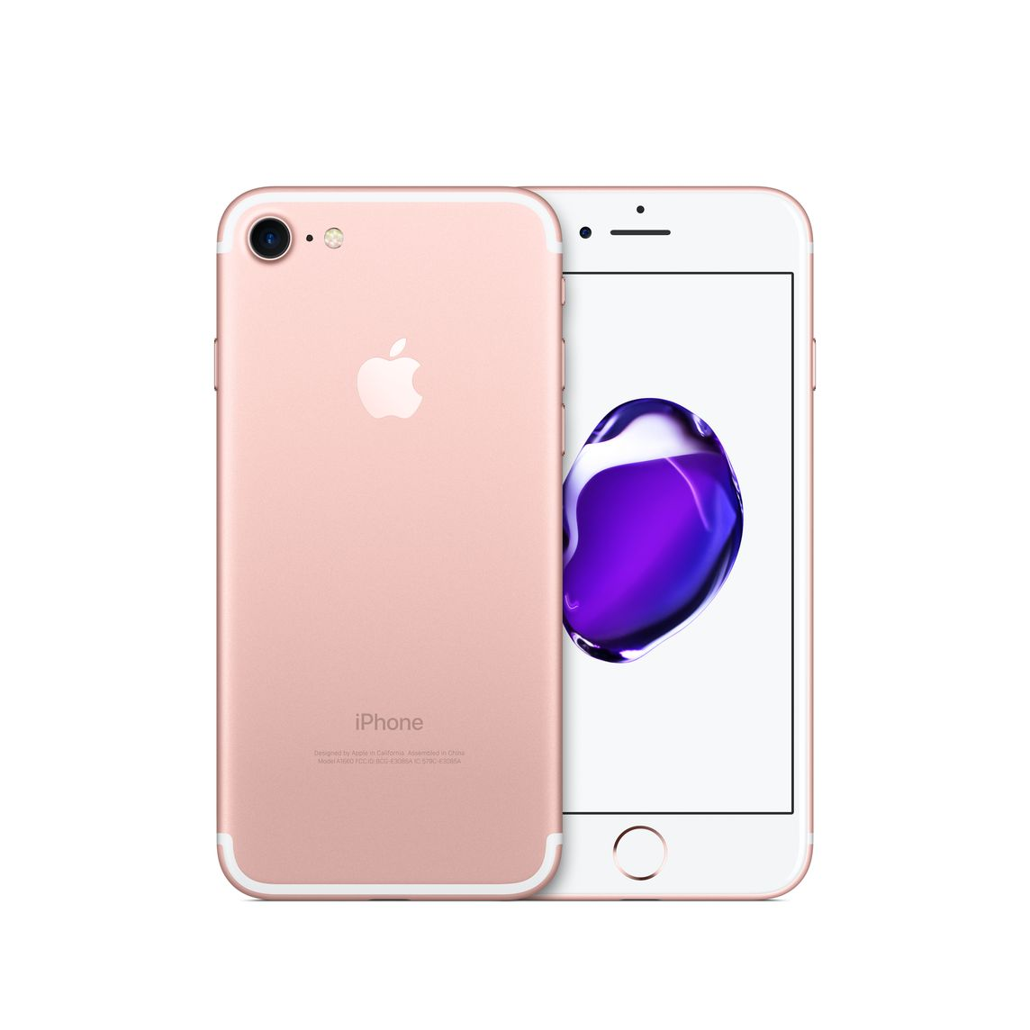 Refurbished iPhone 7 32GB - Rose Gold (Unlocked)
