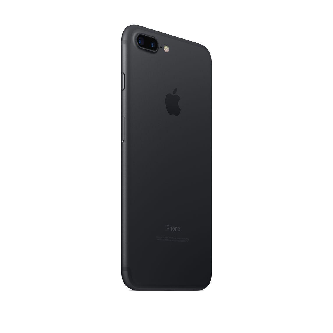 Refurbished iPhone 7 Plus 256GB - Black (Unlocked)