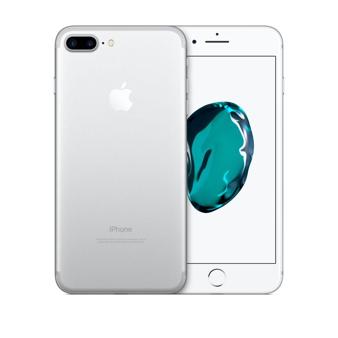 Refurbished iPhone 7 Plus 32GB - Silver (Unlocked)