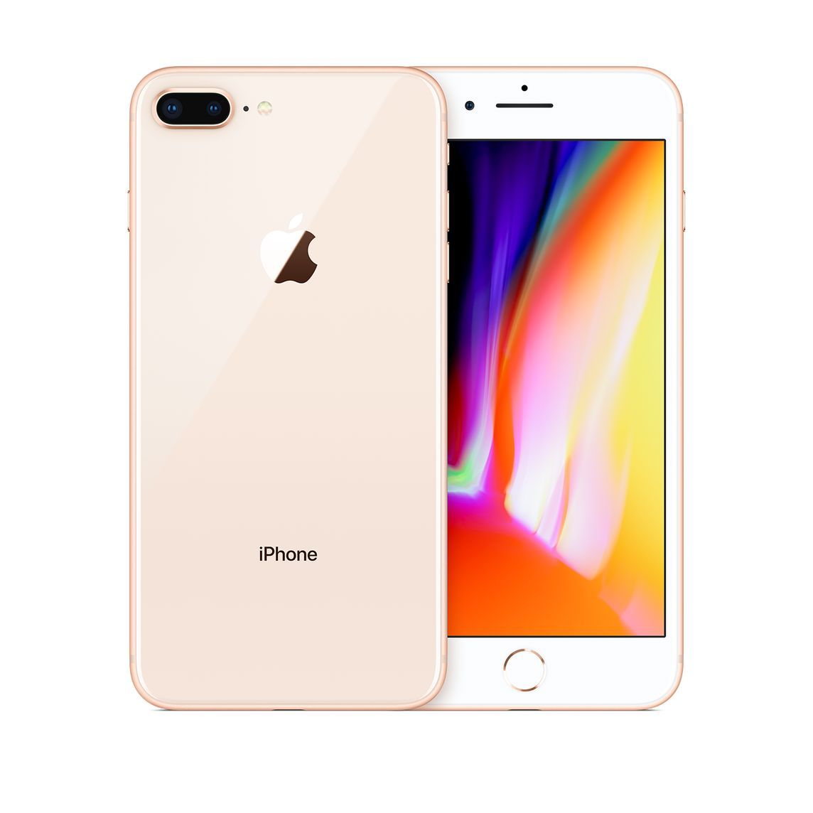 Refurbished iPhone 8 Plus 64GB - Gold (Unlocked) - Apple