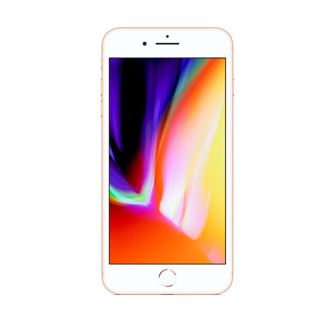 Refurbished Iphone 8 Plus 64gb Gold Unlocked