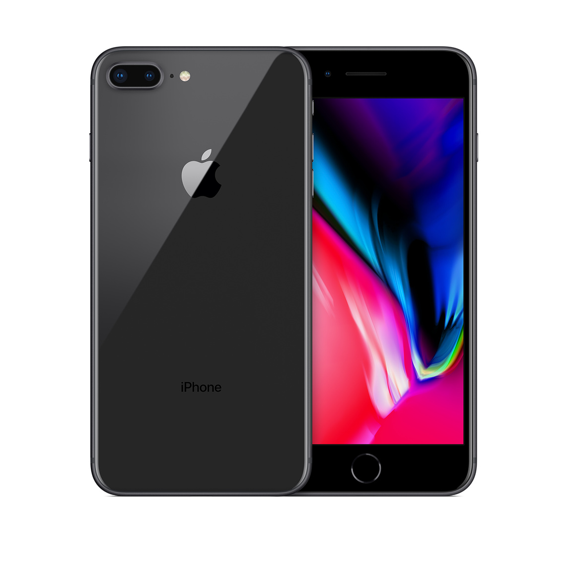 79ea62ec661c3 Refurbished iPhone 8 Plus 64GB - Space Gray (Unlocked) - Apple