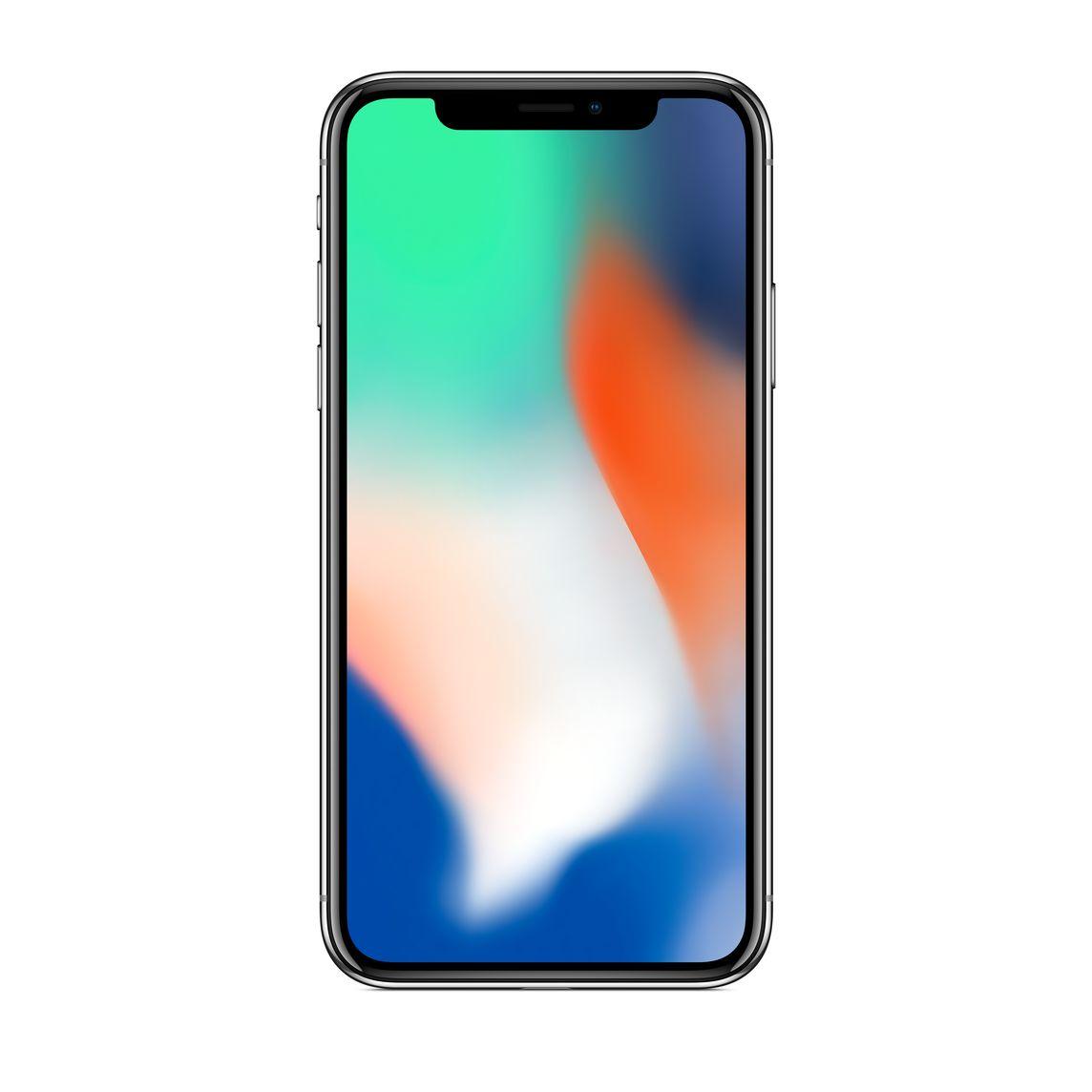 Refurbished Iphone X 64gb Silver Unlocked Apple
