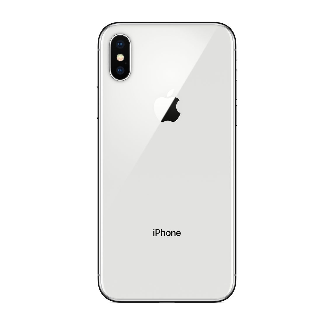 best service 6848e 94bf1 Refurbished iPhone X 64GB - Silver (Unlocked)