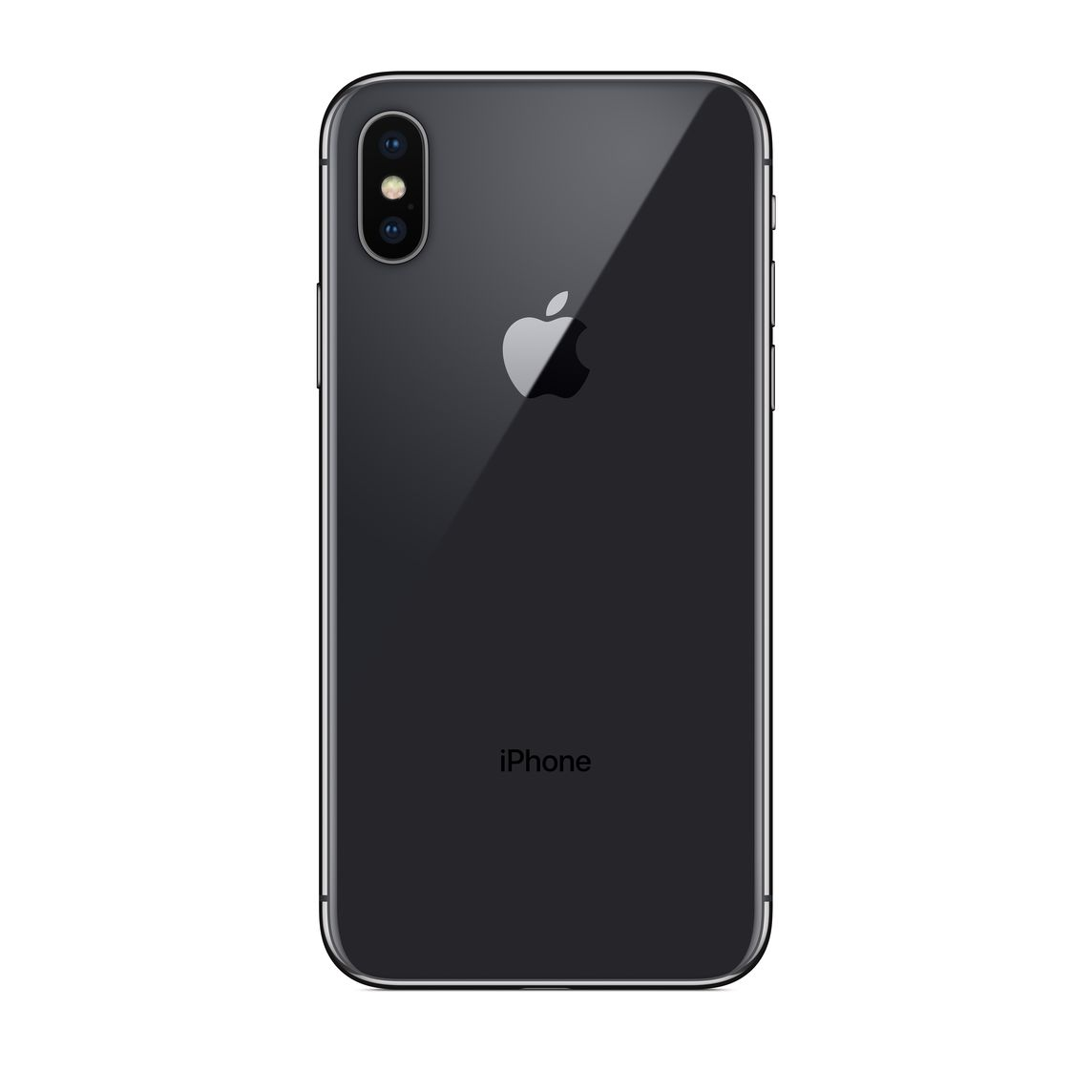Refurbished iPhone X 64GB - Space Gray (Unlocked) - Apple