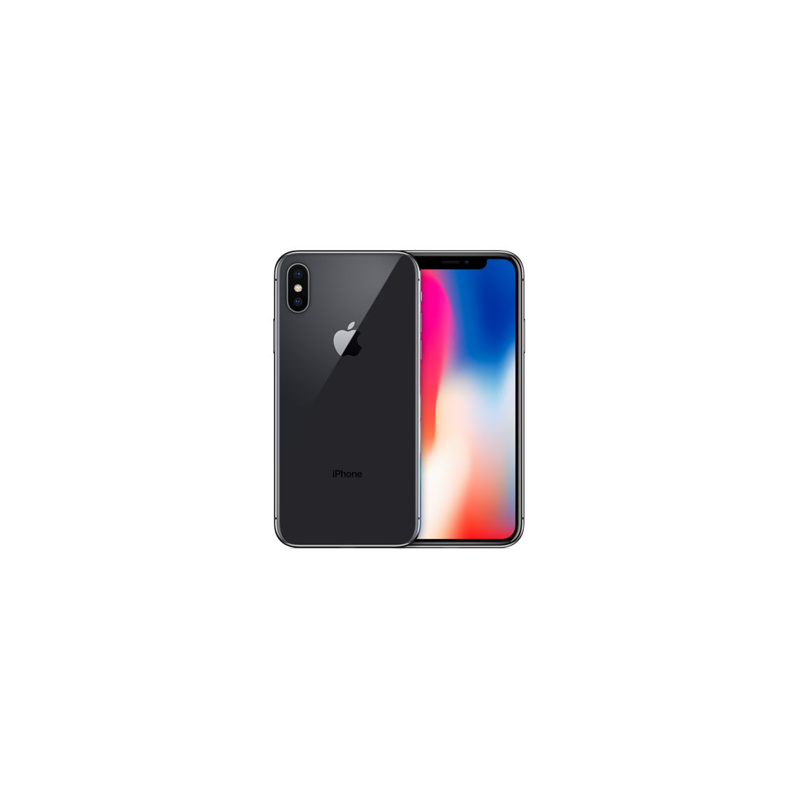 294a08a5bb27a9 Refurbished iPhone X 256GB - Space Gray (Unlocked) - Apple
