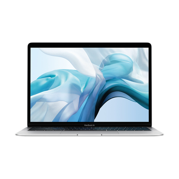 Refurbished 13.3-inch MacBook Air 1.1GHz quad-core Intel Core i5 with Retina Display and True Tone technology - Silver