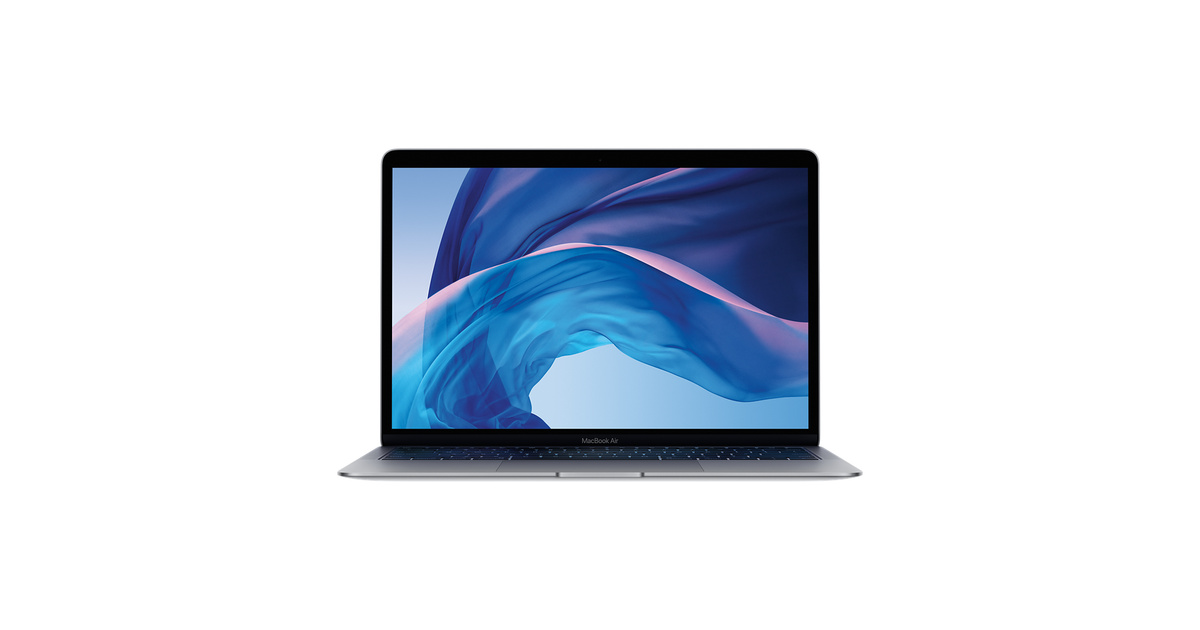 Refurbished 13.3-inch MacBook Air 1.1GHz dual-core Intel Core i3 with Retina Display and True Tone technology - Space Gray