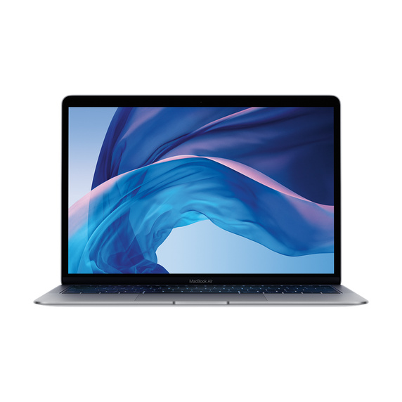 Refurbished 13.3-inch MacBook Air 1.1GHz quad-core Intel Core i5 with Retina Display and True Tone technology - Space Gray