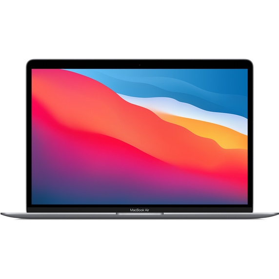 Refurbished 13.3-inch MacBook Air Apple M1 Chip with 8‑Core CPU and 7‑Core GPU - Space Gray