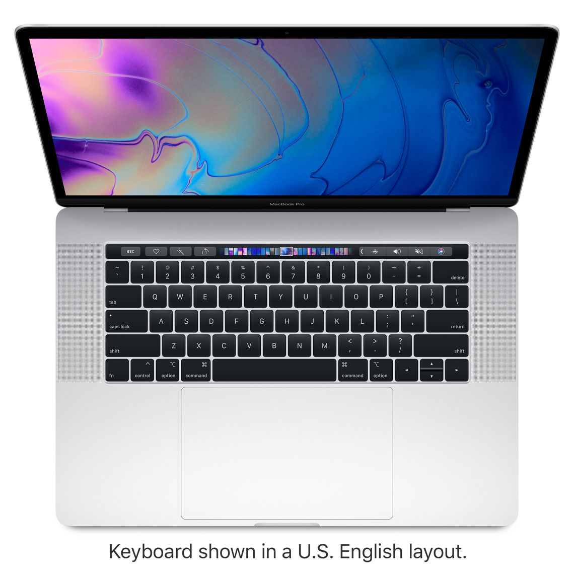 Refurbished 15.4 inch MacBook Pro 2.9GHz 6 core Intel Core i9 with Retina display Silver