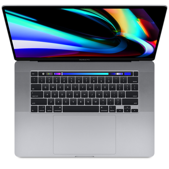Refurbished 16-inch MacBook Pro 2.6GHz 6-core Intel Core i7 with Retina display - Space Gray
