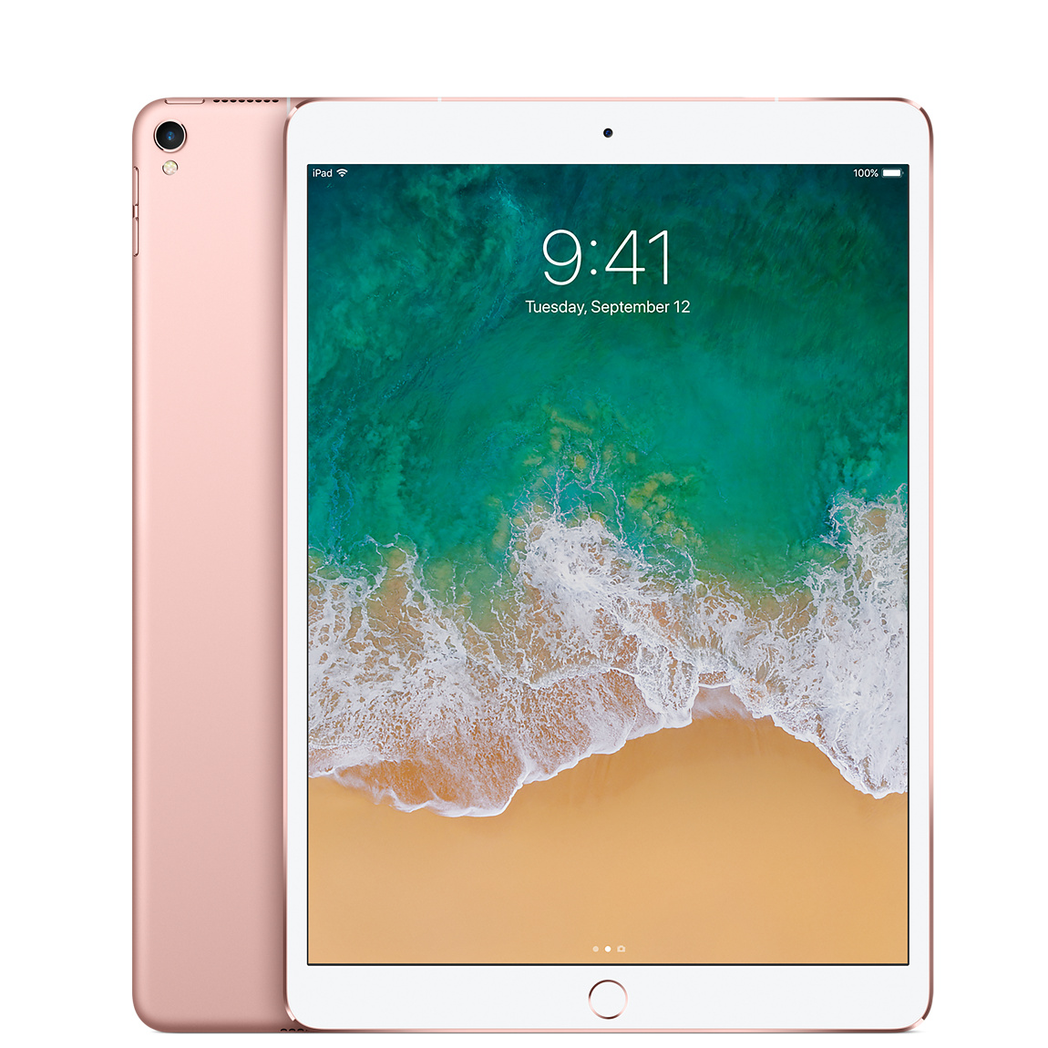 Refurbished 10 5 Inch Ipad Pro Wi Fi Cellular 256gb Rose Gold Apple
