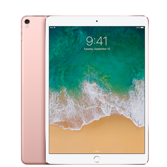 Refurbished 10.5-inch iPad Pro Wi-Fi + Cellular 512GB - Rose Gold