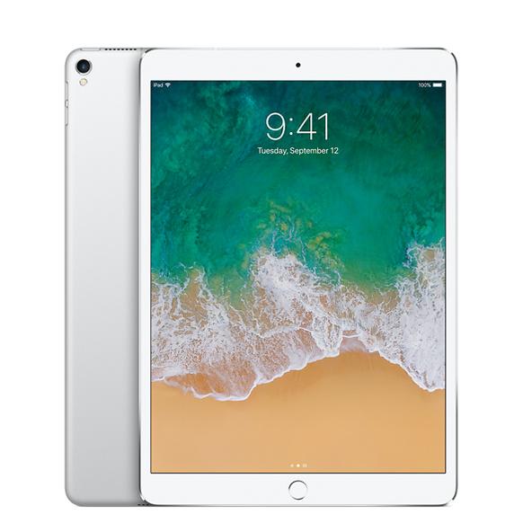 Refurbished 10.5-inch iPad Pro Wi-Fi + Cellular 512GB - Silver