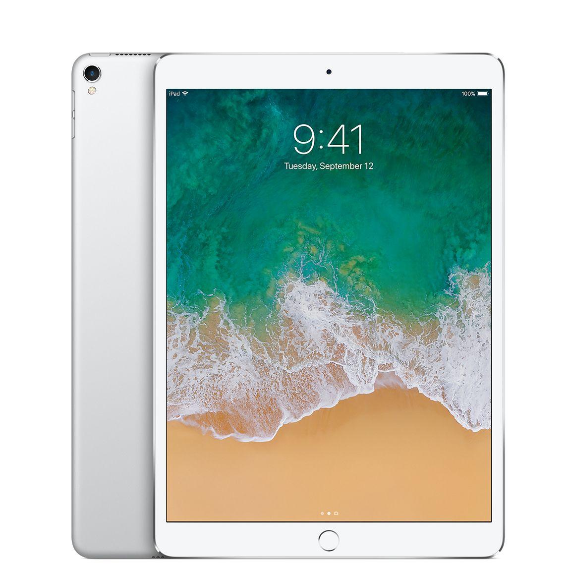 Refurbished 10.5-inch iPad Pro Wi-Fi 64GB - Silver - Apple