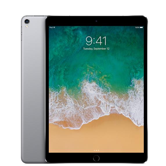 Refurbished 10.5-inch iPad Pro Wi-Fi + Cellular 512GB - Space Gray