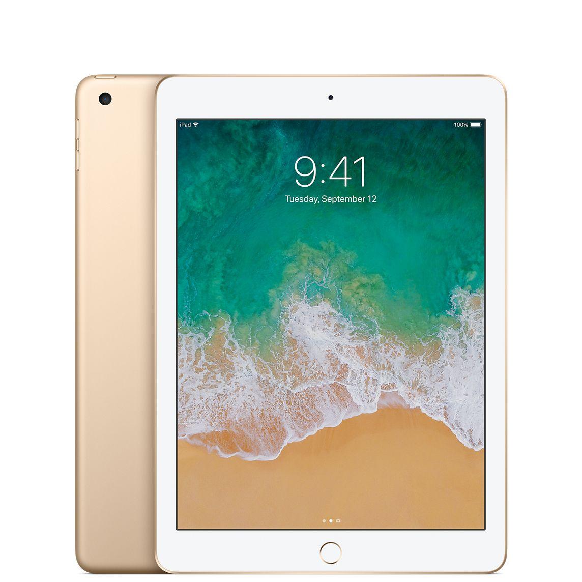 Refurbished Ipad Wi Fi 32gb Gold 5th Generation Apple