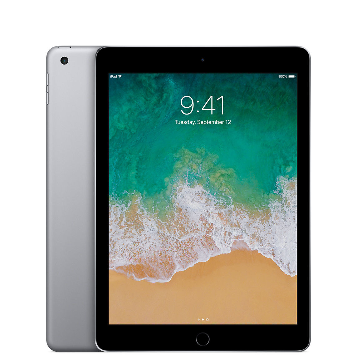 Refurbished iPad Wi-Fi 32GB - Space Gray (5th generation)