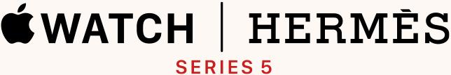 Apple Watch Hermès Series 5