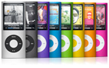 Refurbished 16GB iPod nano from Apple. Special Price. Free shipping.