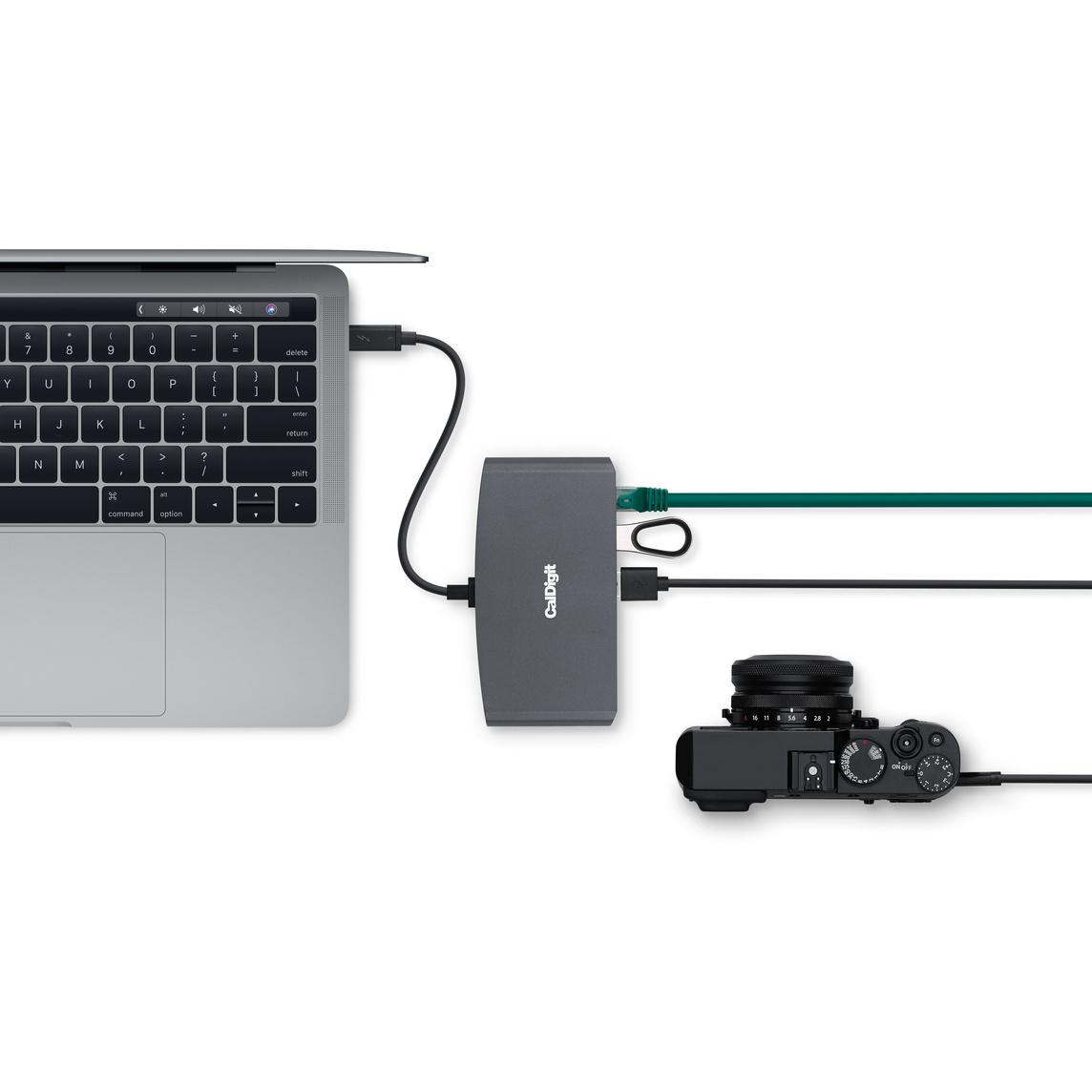 CalDigit Thunderbolt 3 Mini Dock - Apple(日本)
