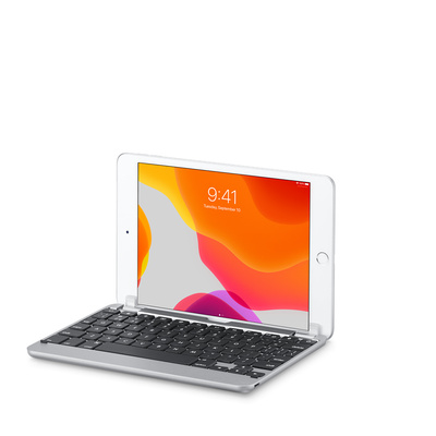 Brydge 7.9 Wireless Bluetooth Keyboard for iPad mini(第5世代)- シルバー