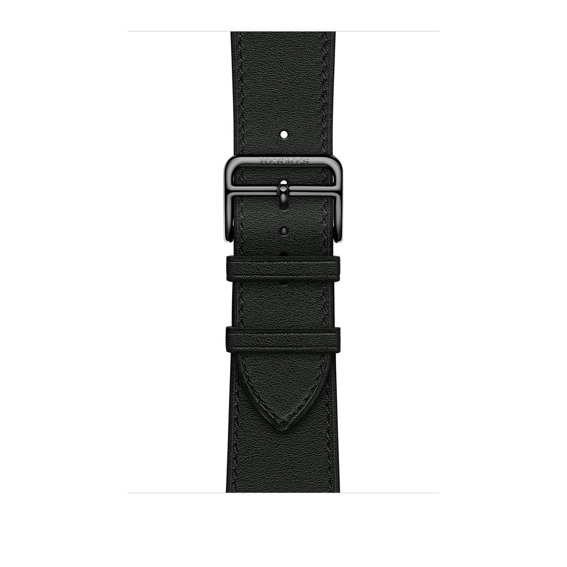 Apple Watch Hermès ヴォー・スウィフト シンプルトゥールレザーストラップ