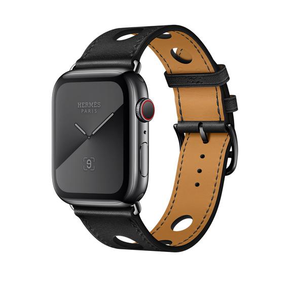 Apple(アップル)『Apple Watch Hermès(エルメス)シンプルトゥールラリーレザーストラップ』