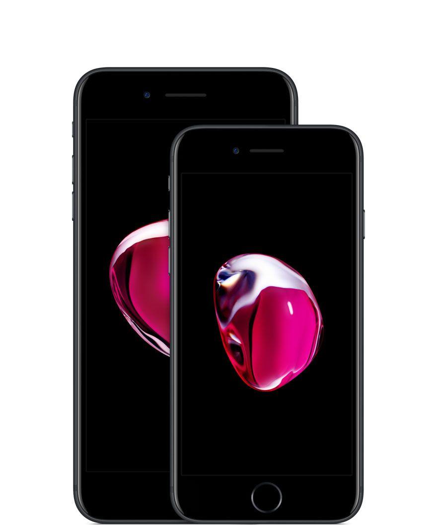 iPhone 7のモデル