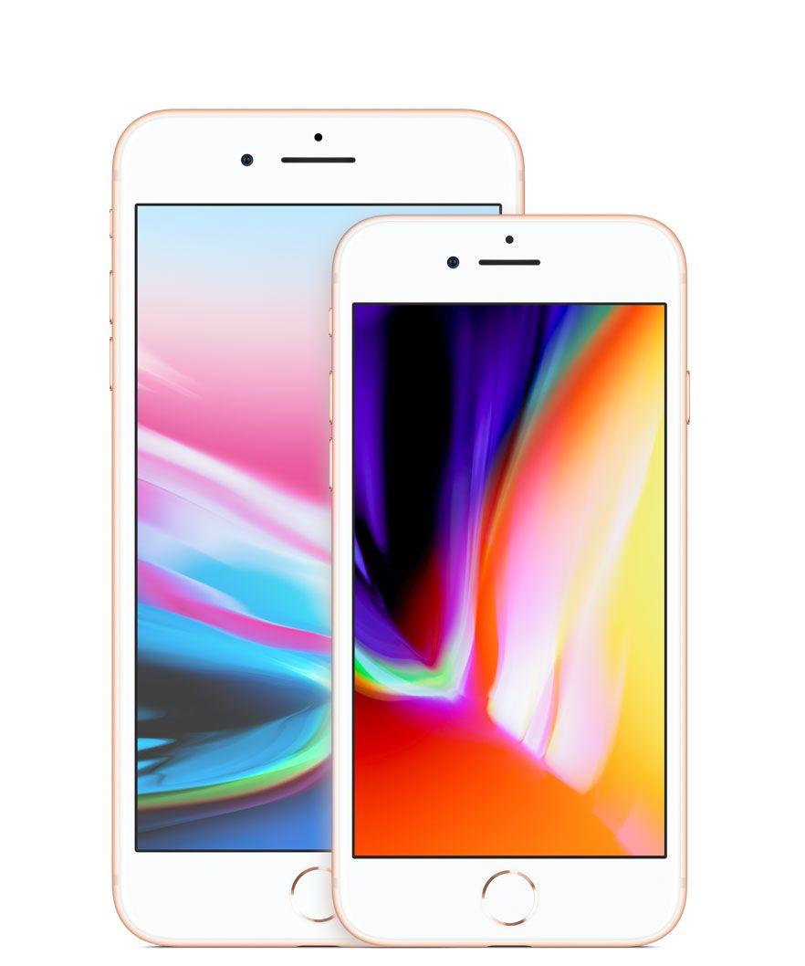 iPhone 8のモデル