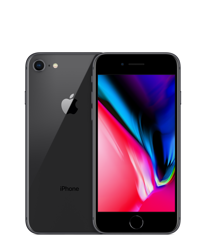iPhone 8 64GB スペースグレイ - Apple(日本)