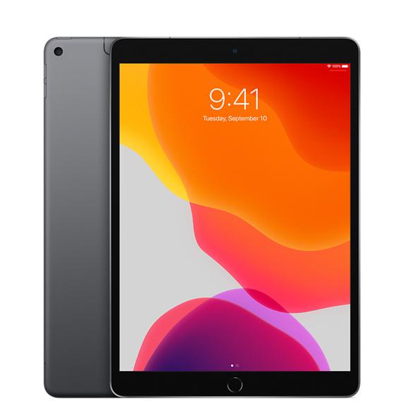 iPad Air Wi-Fi + Cellular 64GB - スペースグレイ [整備済製品]