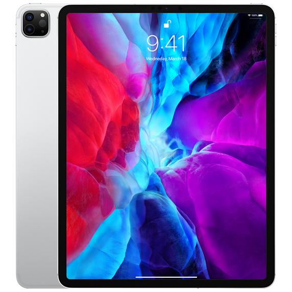 12.9インチiPad Pro Wi-Fi + Cellular 128GB - シルバー(第4世代) [整備済製品]