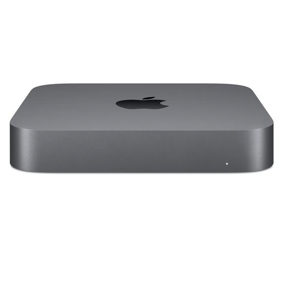 Mac mini 3.6GHzクアッドコアIntel Core i3 - スペースグレイ [整備済製品]