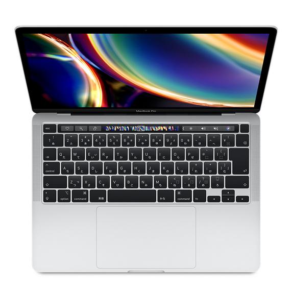 13.3インチMacBook Pro 2.0GHzクアッドコアIntel Core i5 Retinaディスプレイモデル - シルバー [整備済製品]