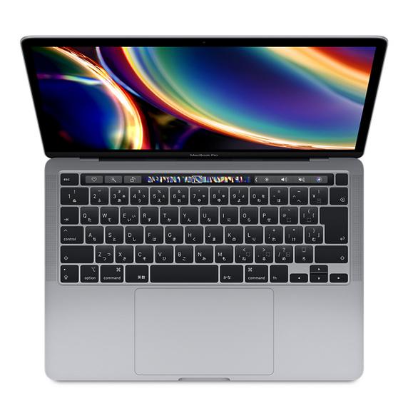 13.3インチMacBook Pro 2.0GHzクアッドコアIntel Core i5 Retinaディスプレイモデル - スペースグレイ [整備済製品]