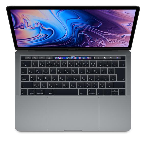 13.3インチMacBook Pro 2.4GHzクアッドコアIntel Core i5 Retinaディスプレイモデル - スペースグレイ [整備済製品]