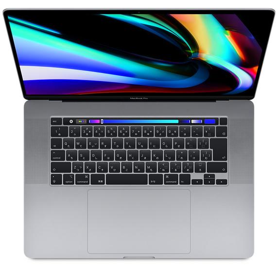 16インチMacBook Pro 2.6GHz 6コアIntel Core i7 Retinaディスプレイモデル - スペースグレイ [整備済製品]