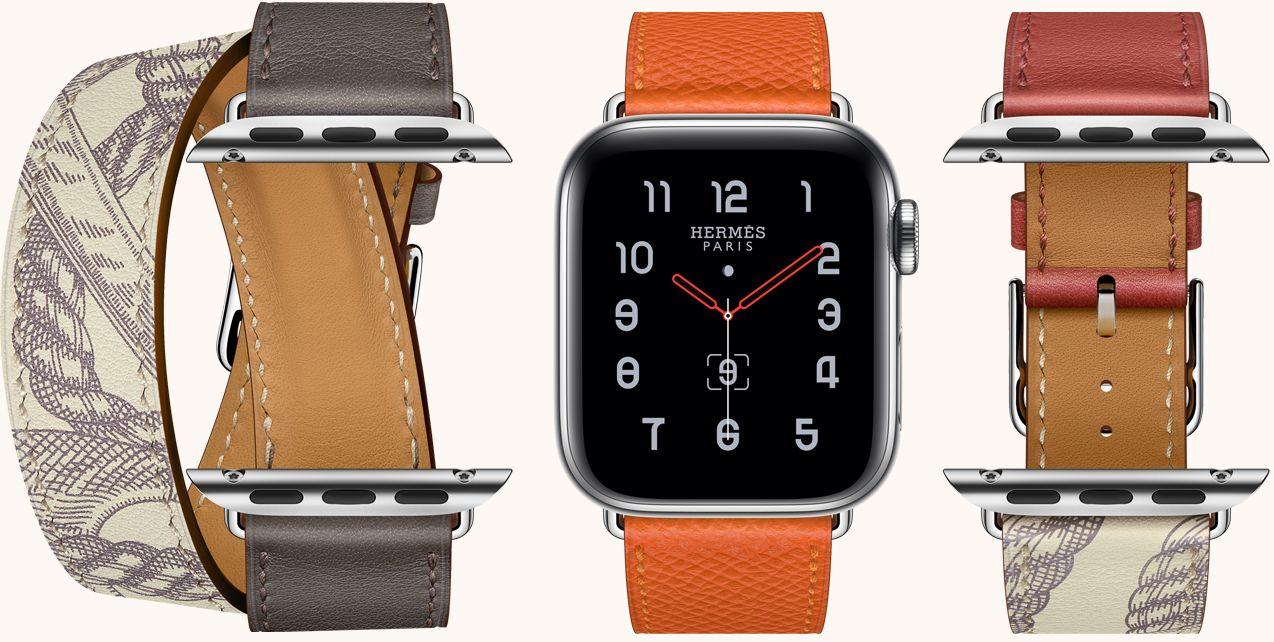 sale retailer 2dd63 dfba1 Apple Watch Hermèsを購入