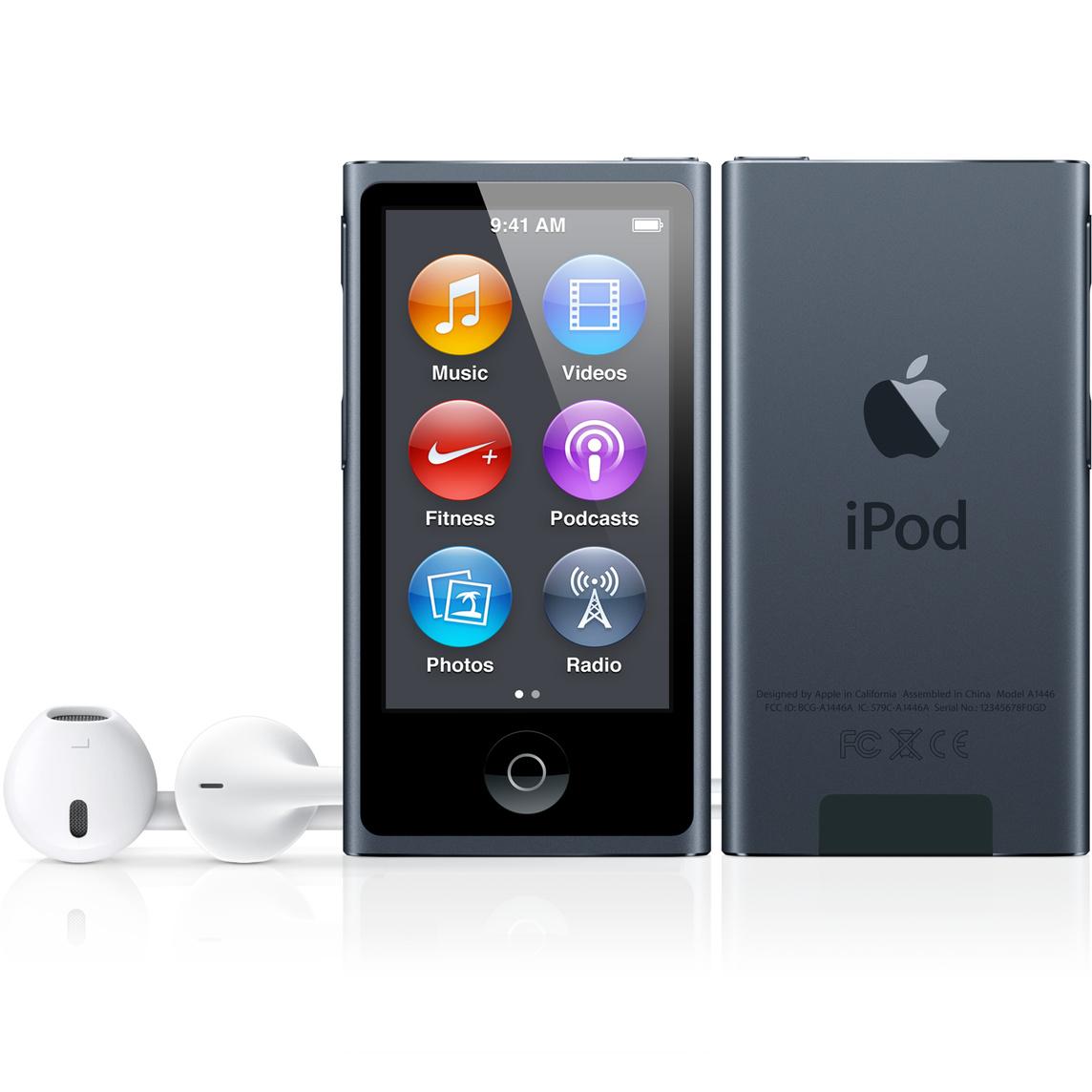 ipod nano 第7世代 ファームウェア