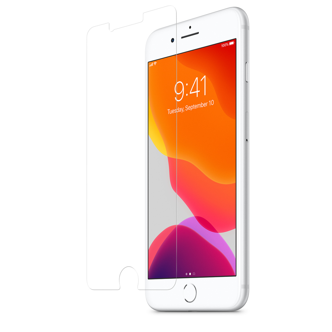 quality design 46942 ac0bf Belkin Anti-Glare Screen Protection for iPhone 8 Plus / 7 Plus
