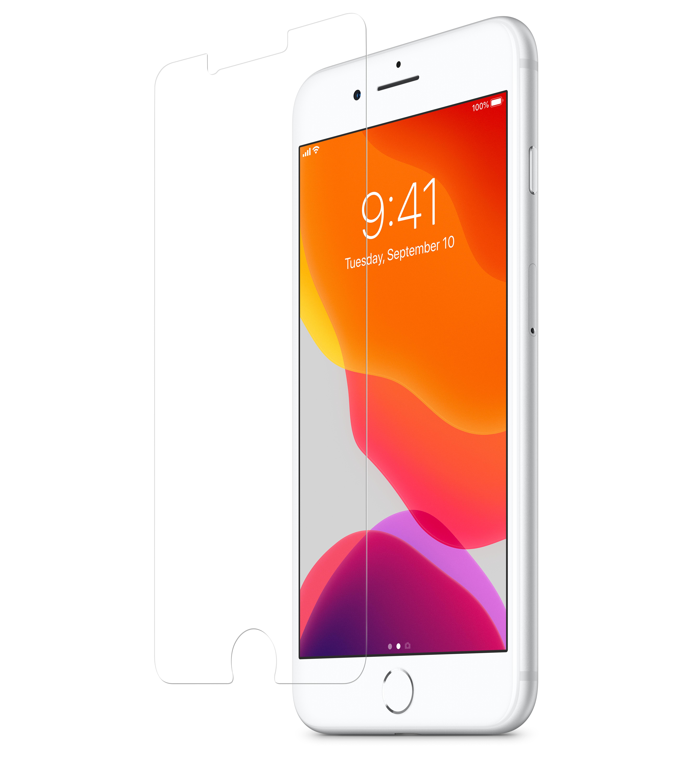quality design dab16 dba3c Belkin Anti-Glare Screen Protection for iPhone 8 Plus / 7 Plus