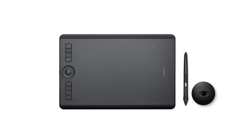 Wacom Intuos Pro Graphic Drawing Tablet - Medium